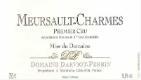 Domaine Darviot-Perrin Meursault Premier Cru Charmes - label