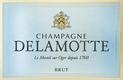 Delamotte Brut - label
