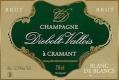 Diebolt-Vallois Blanc de Blancs - label