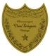 Dom Pérignon Vintage Brut - label