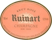 Ruinart Rosé - label