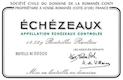 Domaine de la Romanée-Conti Echezeaux Grand Cru  - label