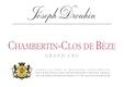 Maison Joseph Drouhin Chambertin Clos de Bèze Grand Cru  - label