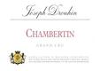 Maison Joseph Drouhin Chambertin Grand Cru  - label