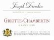Maison Joseph Drouhin Griotte-Chambertin Grand Cru  - label