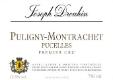 Maison Joseph Drouhin Puligny-Montrachet Premier Cru Les Pucelles - label