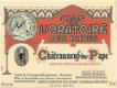 Ogier Châteauneuf-du-Pape Clos de l'Oratoire des Papes - label