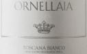 Ornellaia Bianco - label