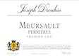 Maison Joseph Drouhin Meursault Premier Cru Perrières - label