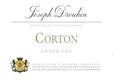 Maison Joseph Drouhin Corton Grand Cru  - label