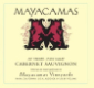 Mayacamas Cabernet Sauvignon - label