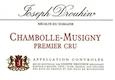 Maison Joseph Drouhin Chambolle-Musigny Premier Cru  - label