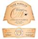 Domaines Ott Clos Mireille Coeur de Grain - label