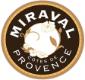 Château Miraval  - label