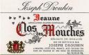 Maison Joseph Drouhin Beaune Premier Cru Clos des Mouches - label