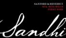 Sandhi Sanford & Benedict Pinot Noir - label