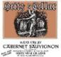 Heitz Cellar Bella Oaks Cabernet Sauvignon - label