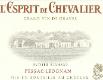Domaine de Chevalier L'Esprit de Chevalier - label