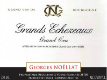 Domaine Georges Noëllat Grands Echezeaux Grand Cru - label