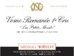 Domaine Georges Noëllat Vosne-Romanée Premier Cru Les Petits Monts - label