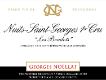 Domaine Georges Noëllat Nuits-Saint-Georges Premier Cru Les Boudots - label