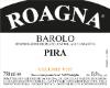 Roagna Barbaresco Pajè Vecchie Viti - label