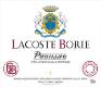 Château Grand-Puy-Lacoste Lacoste-Borie - label