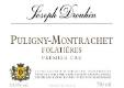 Maison Joseph Drouhin Puligny-Montrachet Premier Cru Les Folatières - label