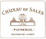 Château de Sales  - label