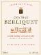 Château Berliquet  Grand Cru - label