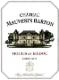 Château Mauvesin Barton  - label