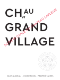 Château Grand Village  - label