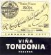Bodegas López de Heredia Rioja Viña Tondonia Reserva - label