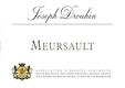 Maison Joseph Drouhin Meursault  - label
