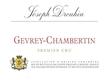 Maison Joseph Drouhin Gevrey-Chambertin  - label