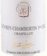Domaine Drouhin-Laroze Gevrey-Chambertin Premier Cru Craipillots - label