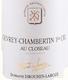 Domaine Drouhin-Laroze Gevrey-Chambertin Premier Cru Au Closeau - label