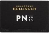 Bollinger PN VZ15 - label