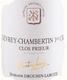 Domaine Drouhin-Laroze Gevrey-Chambertin Premier Cru Clos Prieur - label