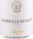 Domaine Drouhin-Laroze Chambolle-Musigny  - label