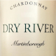 Dry River Chardonnay - label