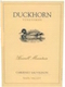 Duckhorn Vineyards Cabernet Sauvignon - label