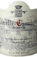 Domaine Claude Dugat Chapelle-Chambertin Grand Cru  - label