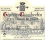 Domaine Claude Dugat Gevrey-Chambertin Premier Cru Lavaux Saint-Jacques - label
