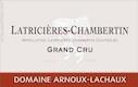 Domaine Arnoux-Lachaux (ex Robert Arnoux) Latricières-Chambertin Grand Cru  - label