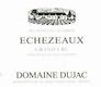Domaine Dujac Echezeaux Grand Cru  - label
