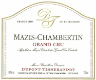 Dupont Tisserandot Mazis-Chambertin Grand Cru  - label