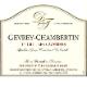 Dupont Tisserandot Gevrey-Chambertin Premier Cru Les Cazetiers - label