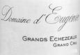 Domaine d'Eugénie (ex René Engel) Grands Echezeaux Grand Cru  - label