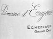 Domaine d'Eugénie (ex René Engel) Echezeaux Grand Cru  - label